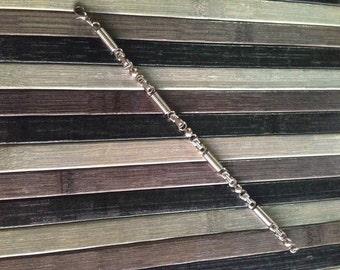 Men's stainless steel bracelet d