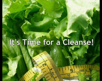 Transformational Nutrition Cleanse, Detox