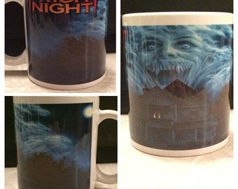Fright Night Ceramic Coffee Mug