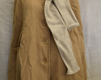 Light Brown Cape
