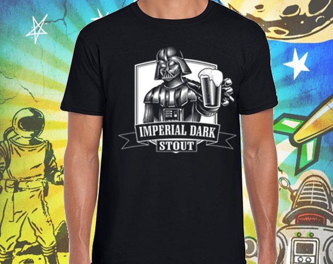 Star Wars / Darth Vader / Black Men's T-Shirt