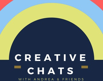Creative Chats with Andrea & Friends: Sewing Studio Organization