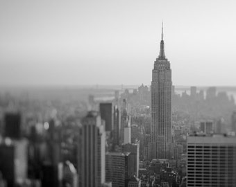 Empire State Building, New York City - Digital Download
