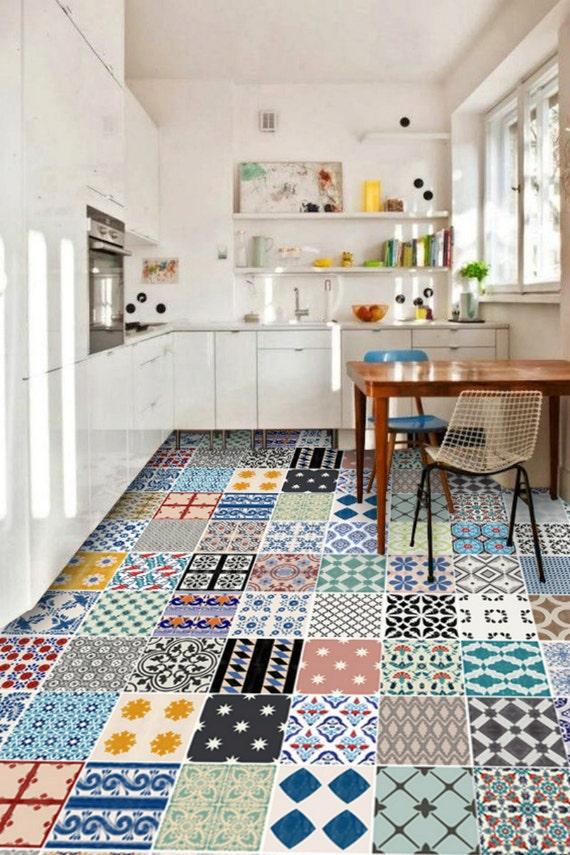 Etiquetas adhesivos azulejos para cocina/baño nuevo splash