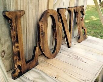 Love Sign | Etsy