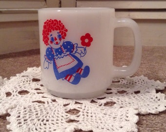 Raggedy Ann and Andy Federal Mug