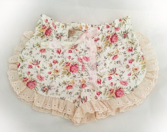 SEWING PATTERN, Girls Shorts Pattern, Lace Trim Shorts Pattern, Elastic Waistband, Cute Girls Shorts, PDF, Sizes 2 to 7 years, Easy Pattern