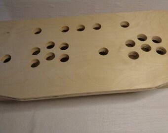 2 Player Wooden Arcade Control Panel, Raspberry Pi, Mame