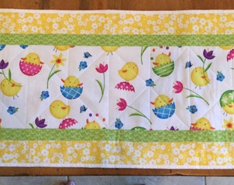 Sale!! Chick Chick Table Runner/ Table Cover