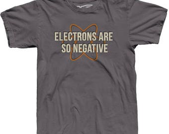 Electrons Are So Negative
