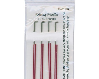 Needle Felting Needles #40