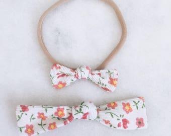 Cordelia clip & headband set