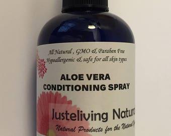 Aloe Vera Conditioning Spray