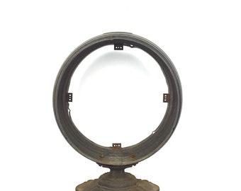 Antique RCA Radiola Loud Speaker Housing Body 1920s Radiola Speaker Frame Housing Metal RCA Speaker Body