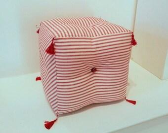 "10""cube Pillow"