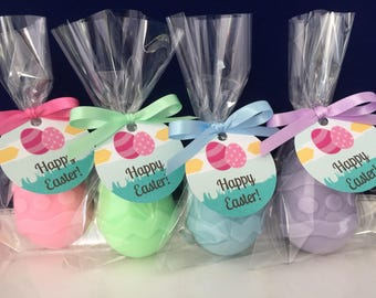 Easter Egg Soap Favors - Egg Soap Set of 10 - Easter Party Favors -  Easter Egg Favors - Easter Soap - Spring Soap - Easter Class Favors