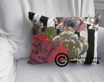 cushion velvet, model Pop.
