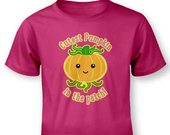 Cutest Pumpkin In The Patch baby t-shirt