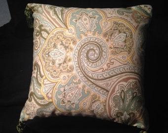 Throw Pillows - Paisley