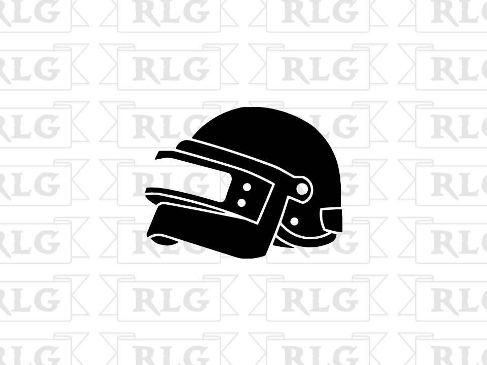 Pubg Level 3 Helmet Player 4k Wallpapers: PUBG Level 3 Helmet Decal