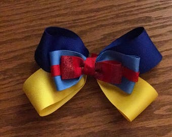 Bows for your Halloween costume