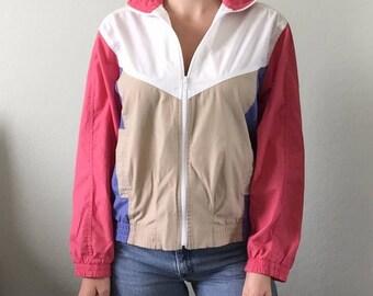 Vintage Pastel Jacket