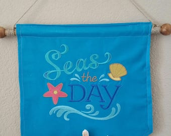 Seas The Day Wall Hanging