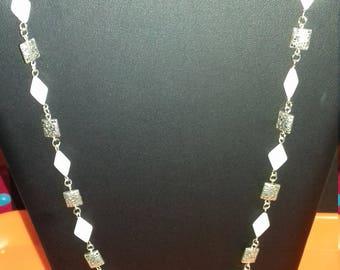 """""""Africa"""" fantasy original handmade necklace for women"""