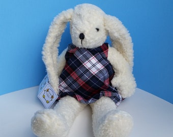 Child toy;100% cotton toy; rabbit toy; handmade toy; non-allergic toy; kids toy