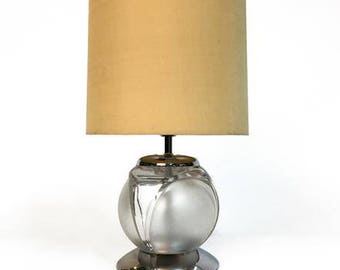 Impressive German Art Deco Table Lamp