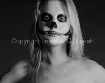 Full Frontal Dia de los Muertos
