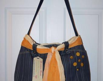 Saoche / bag in denim (Jeans bag)
