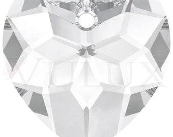 Wholesale Swarovski Heart 6215  18 MM Crystal (001)