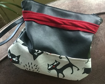 Cat small  handbag