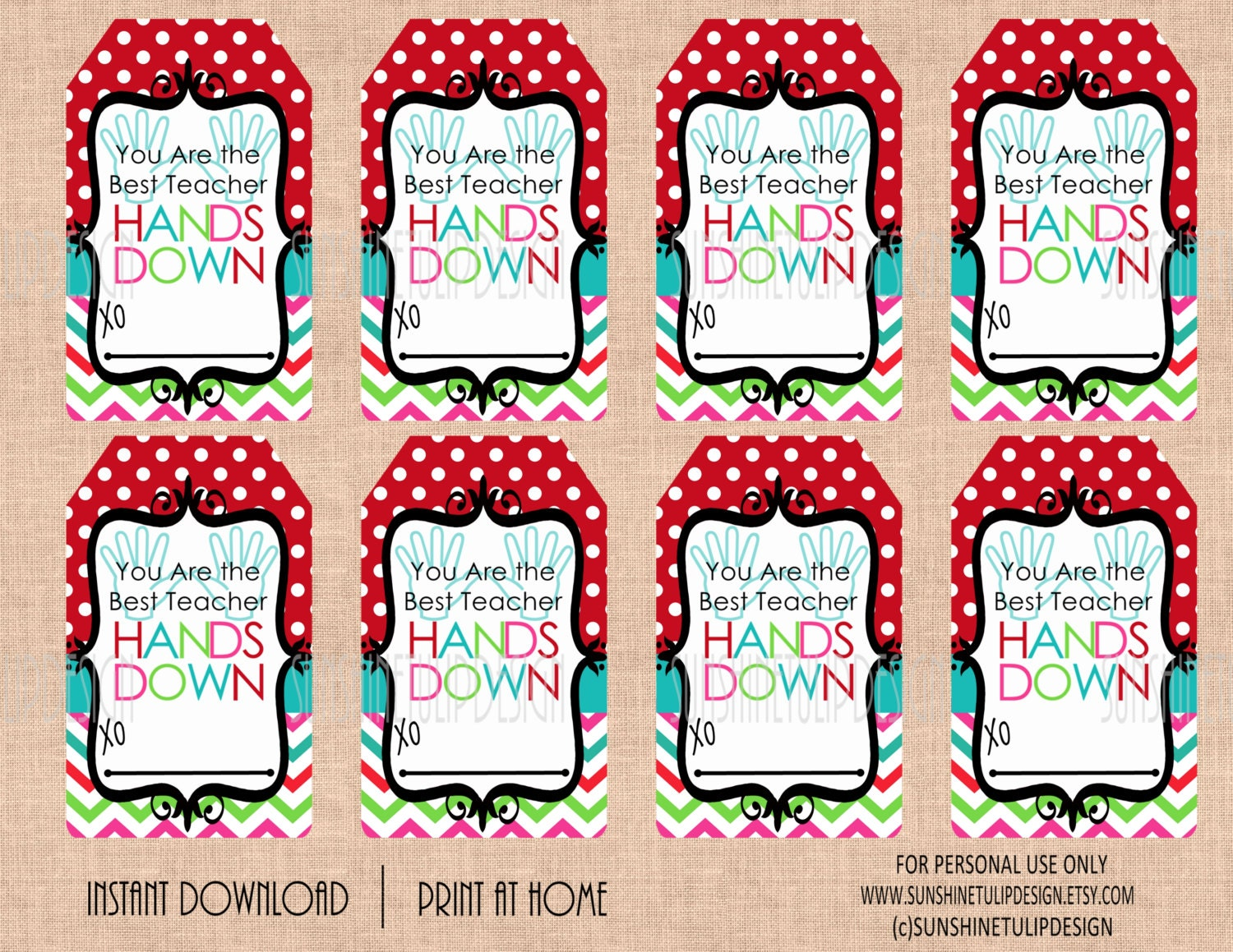Printable teacher appreciation soap gift tags printable best zoom negle Gallery