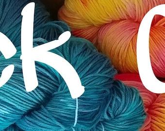 Yarn, yarn club, yarn subscription, sock club, socks, subscription, club
