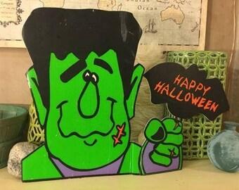 Halloween Large Frankenstein Monster Decoration