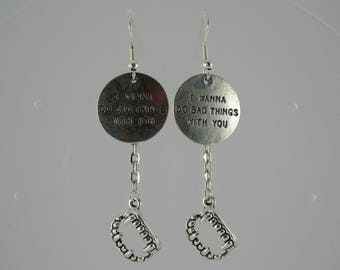 True Blood earrings