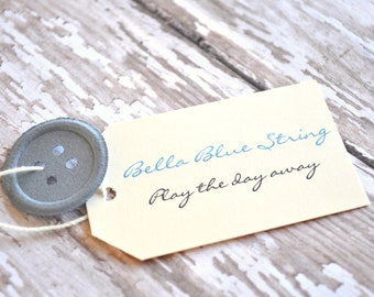 Customized product tags business tags product tags custom sewing tags
