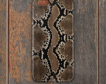 Snake Skin Phone Case - PC051 | Personalised Gift | Unique Gift | Phone Case | iPhone | Samsung