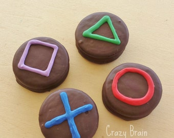 PlayStation Chocolate Covered Oreos (12)