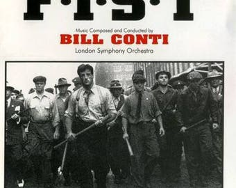 F.I.S.T. Vinyl Soundtrack