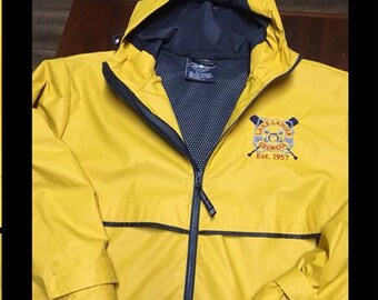Lake Lanier Raincoat