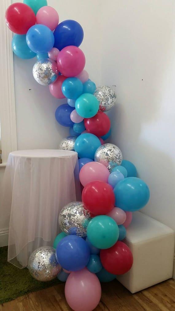 Balloon Garland Balloon Vine Balloon Decorations DIY