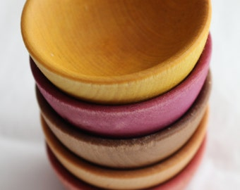 Stacking Bowls - Montessori Inspired