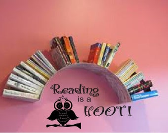 Reading is a hoot!