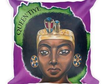 Queen Tiye Pillow