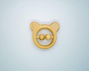 Newborn gift | Handmade wooden toy ! Handmade organic baby shower gift | Handmade baby toy | organic baby toy |
