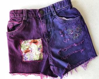 4t Flower Field Svia Shorts