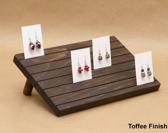 Earring Holder / Earring Card Display / Earring Stand / Bracelet Stand / Necklace Stand / Jewelry Holder Organizer / ER002